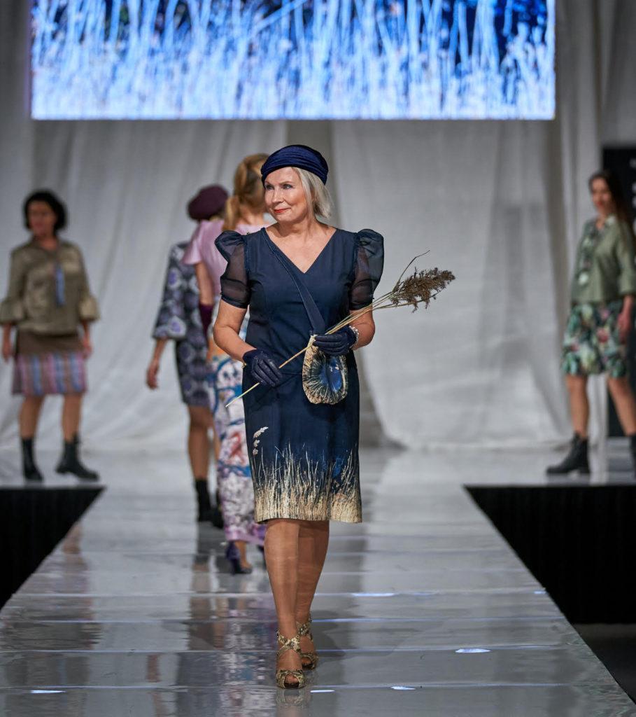 DJK Fashion Show by Fashion Teamin muotinäytöksessä Turun Messukeskuksessa