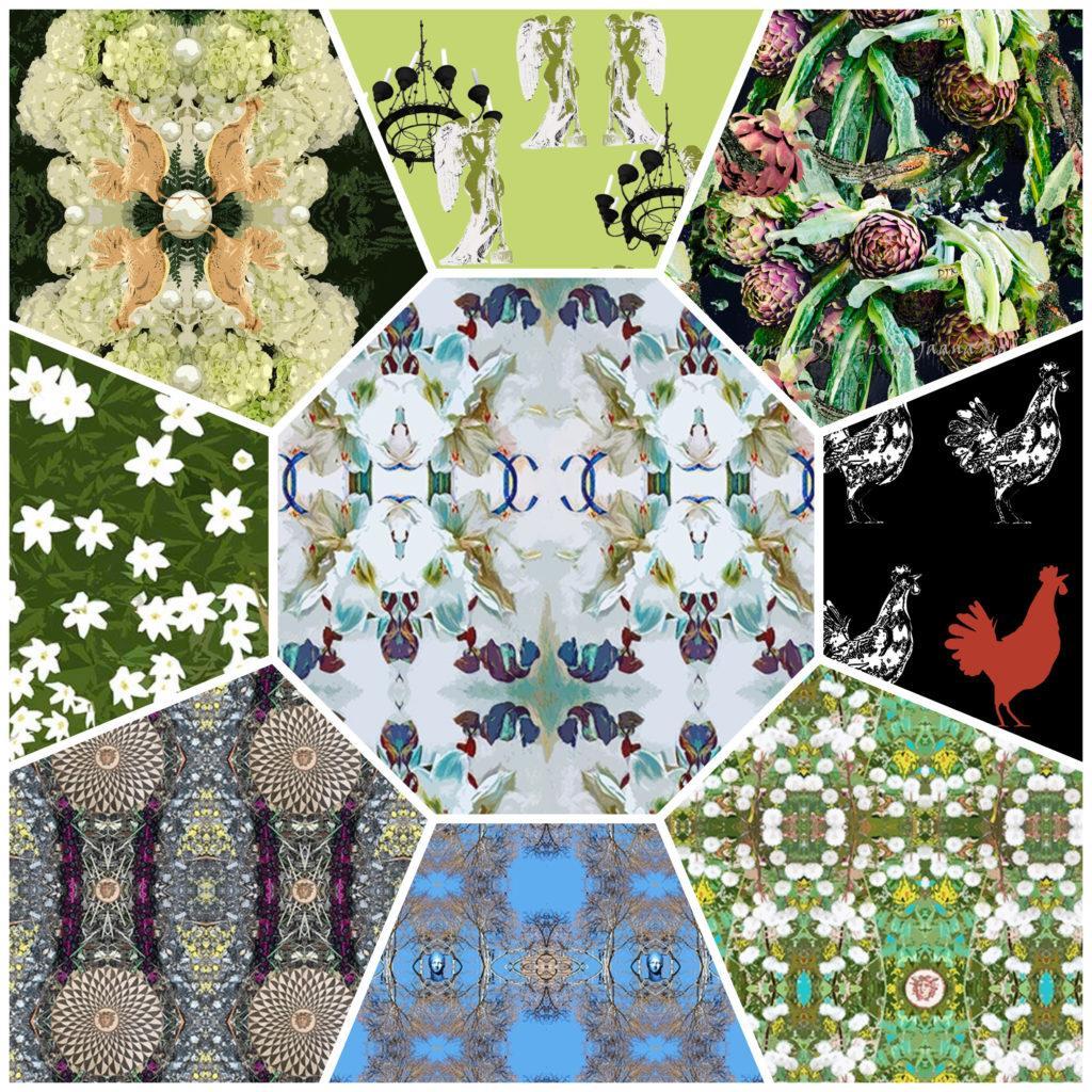 DJK spring patterns, from Elobina
