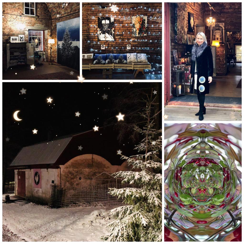 Tervetuloa vierailemaan PopUpissa Mathildedalin joulukylän avajaisissa 21-22.11