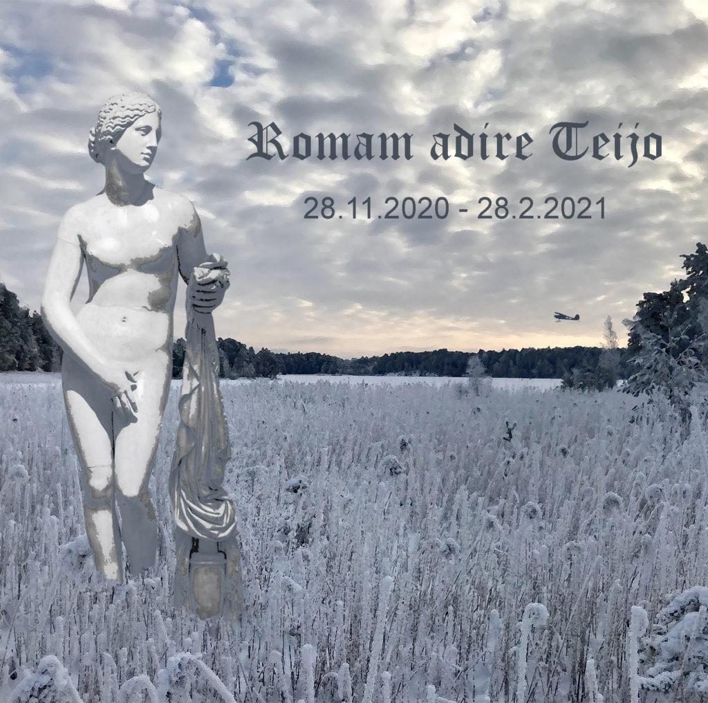 DJK näyttely: Romam adire Teijo - Rooma vierailee Teijolla